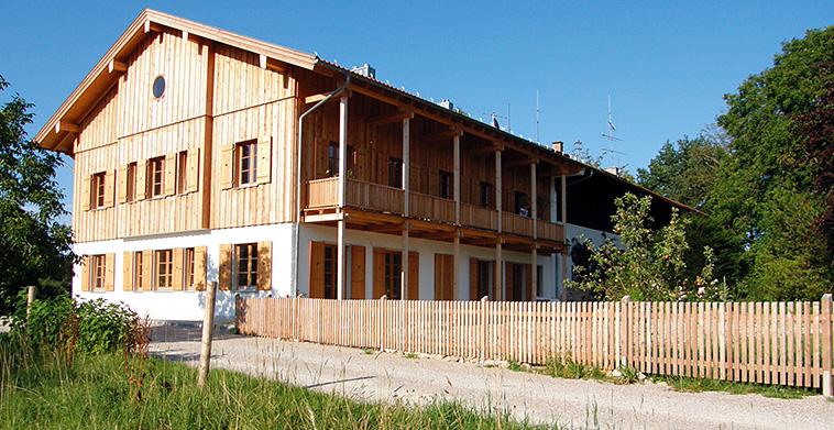 Bauen in ländlicher Umgebung