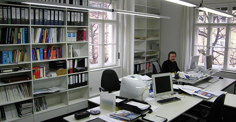 Team und kontakt architekt michael f quast for Architekt gastronomie