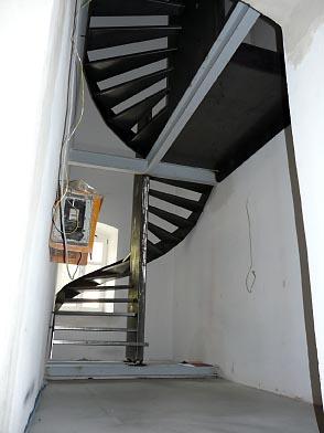 Ehem. Darre – Neues Treppenhaus