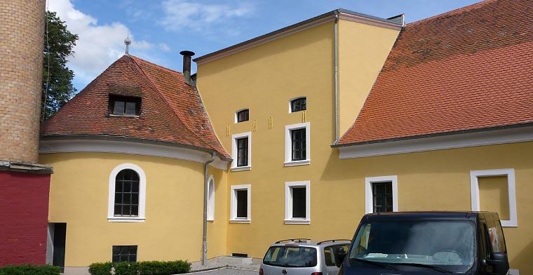 Ehem. Darrenbereich – Fassadensanierung